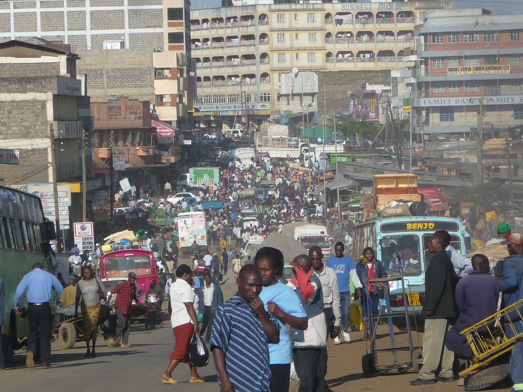 Image result for Gikomba market gorofani estate