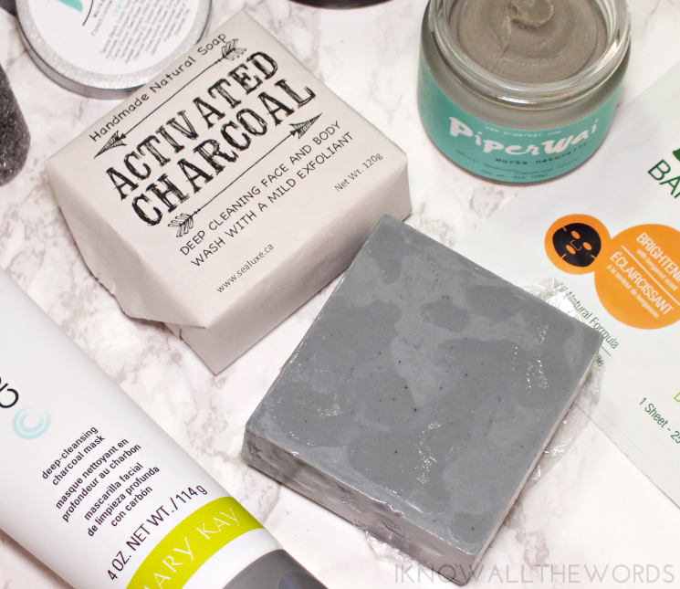 choosing charcoal sea luxe activated charcoal bar soap
