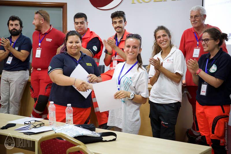 Albania #BeDrin certificate of Attendance