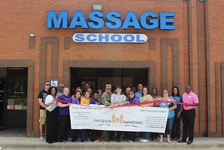 Phoenix Awakening Massage School
