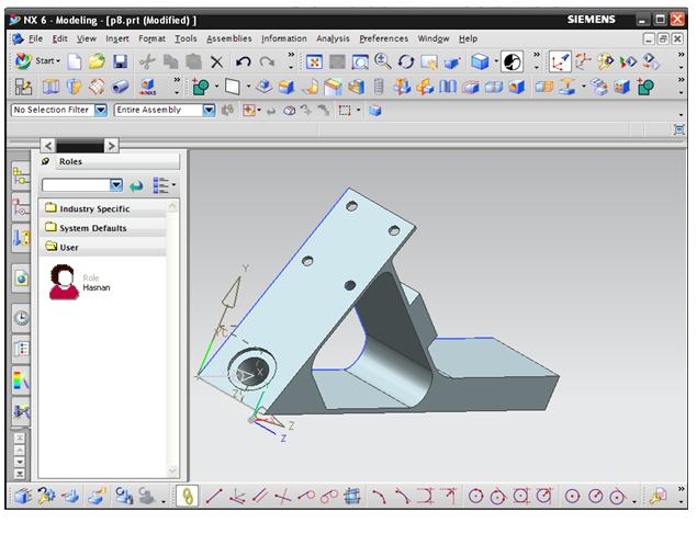 Design with UGS NX 6.0 sp1 full