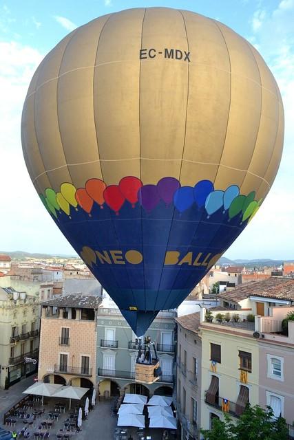 European Balloon Festival 2017, Nikon D3100, AF-S DX VR Zoom-Nikkor 18-55mm f/3.5-5.6G