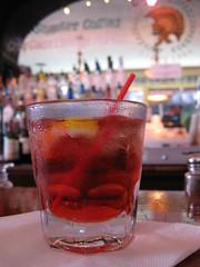 distilled beverage, spritz, negroni, drink, cocktail, alcoholic beverage,