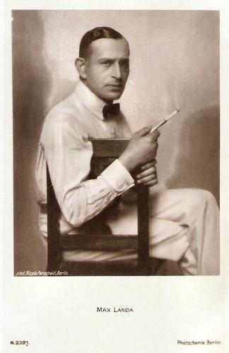 Max Landa