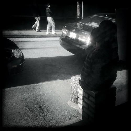 H.o.p. as Street Performer by Juli Kearns (Idyllopus)