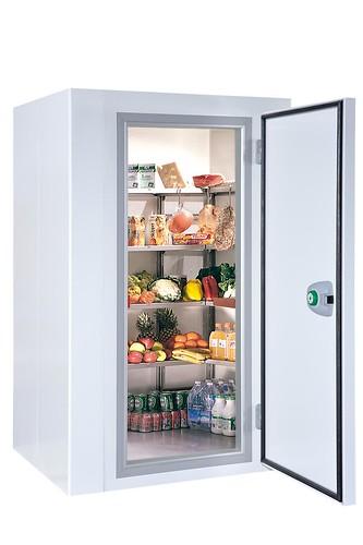Minicelle frigor box celle frigo magazzini frigoriferi for Frigoriferi profondita