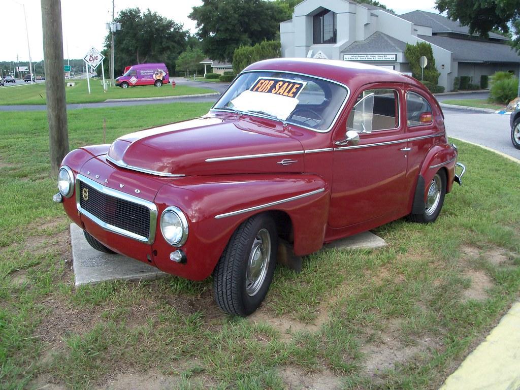 1959 Volvo PV544