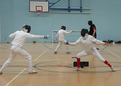 sabre(0.0), weapon combat sports(1.0), fencing weapon(1.0), individual sports(1.0), contact sport(1.0), sports(1.0), combat sport(1.0), ã‰pã©e(1.0), fencing(1.0), foil(1.0),