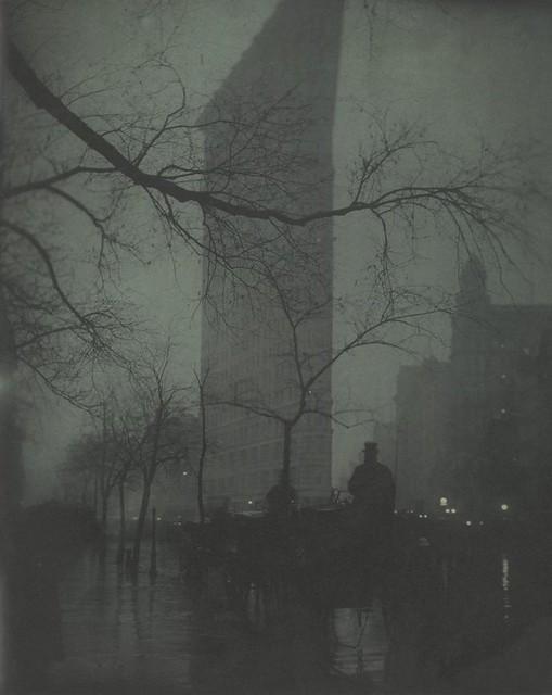 The Flatiron, Evening, by Edward Steichen 1904
