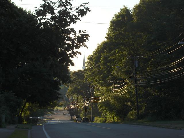 Prospect St, Wakefield, MA (2010)