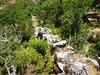 Retour à Monte Estremu : ruines du couvent de Santa Maria