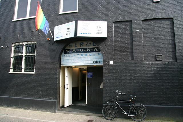 Amsterdam Thermos Gay 97