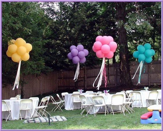 Topiario de globos explore superglobos 39 photos on flickr for Balloon decoration birthday party hyderabad
