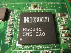 ASUS A6Ja Ricoh R5C841