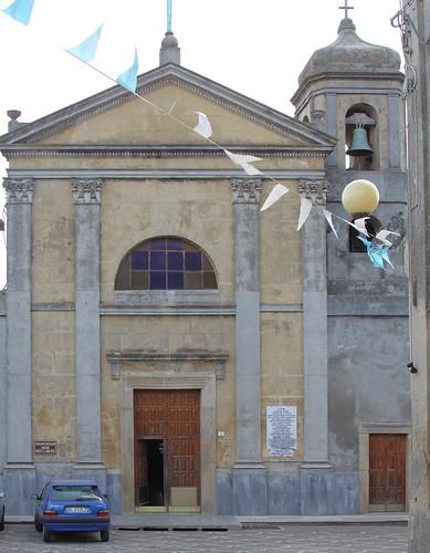 Zungri - Santuario Maria SS della Neve