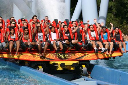 Best Busch Gardens Europe