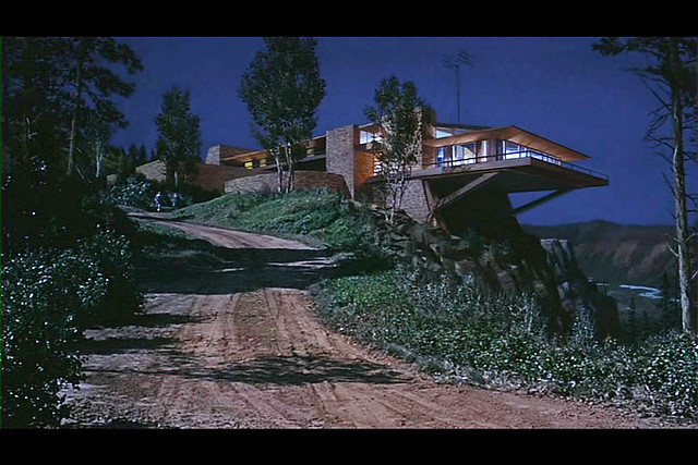 1959 ... 'North By Northwest'- VanDamm residence S.D.