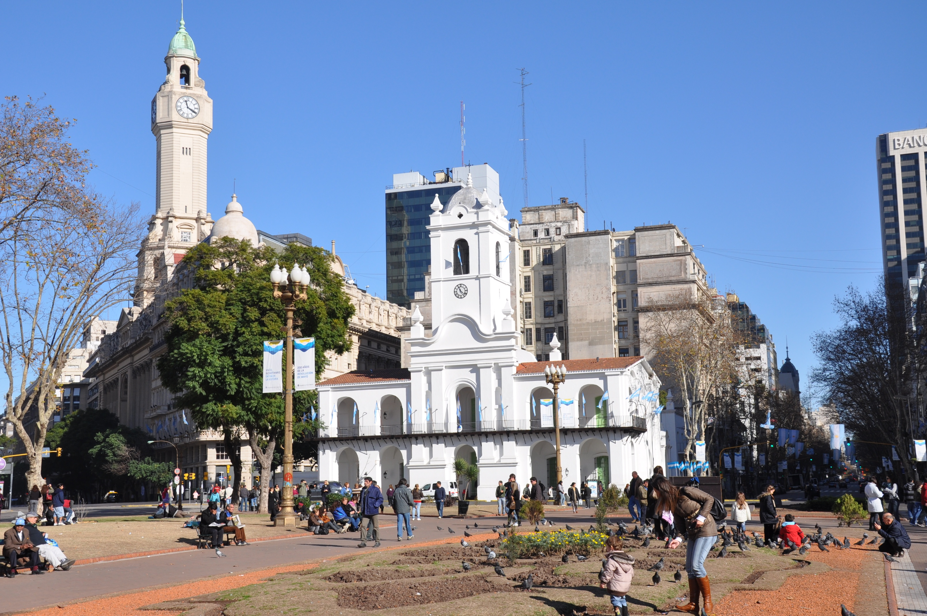 Forget you're a tourist in Buenos Aires