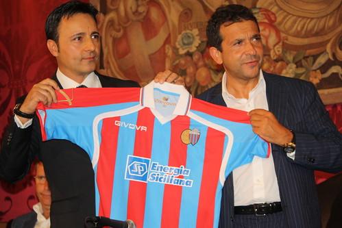 """ESCLUSIVA- Catania, Givova sarà ancora lo sponsor tecnico. Il pres. Acanfora: """"Prolungato il contratto e grandi novità per la prossima stagione""""$"""