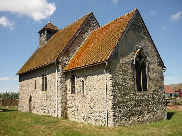 St Bartholomews Church, Goodnestone, Kent
