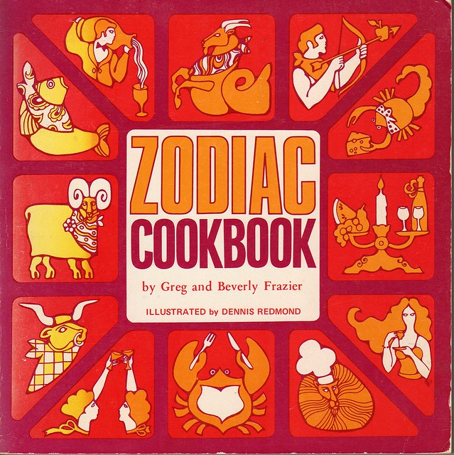 zodiac cookbook