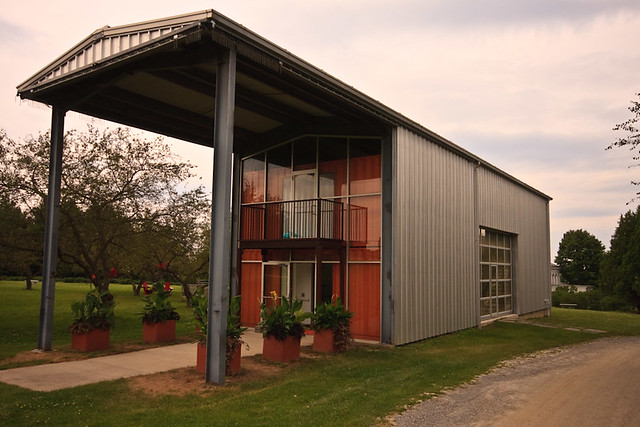 House designed by adam kalkin flickr photo sharing - Kalkin shipping container homes ...