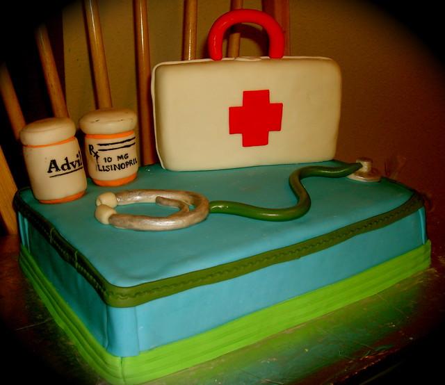 Nursing Cake Decoration Ideas : Nurse Cake Decorating Cake Ideas and Designs
