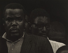 5 Men, by Roy DeCarava 1964