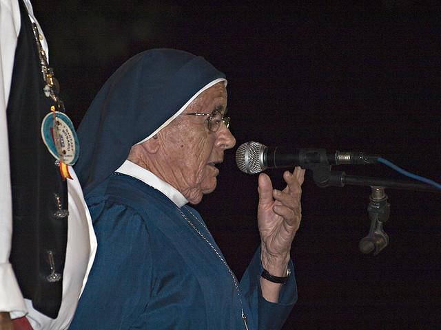 Madre María Campillo