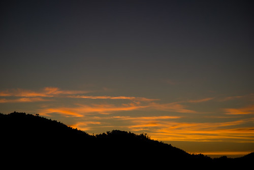sunset sky portugal silhouette clouds geotagged algarve monchique nikond200 janeladeimagens vitorantunes geo:lat=37320388 geo:lon=8535226