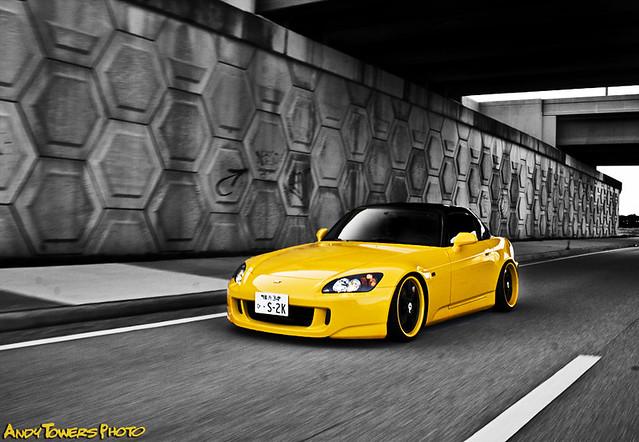 Lemon Honda S2000 ap2 S2k Burr!