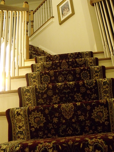 4807725048 98154c922c Luxury Staircases   Invest in Louis de Poortere Stair Runners