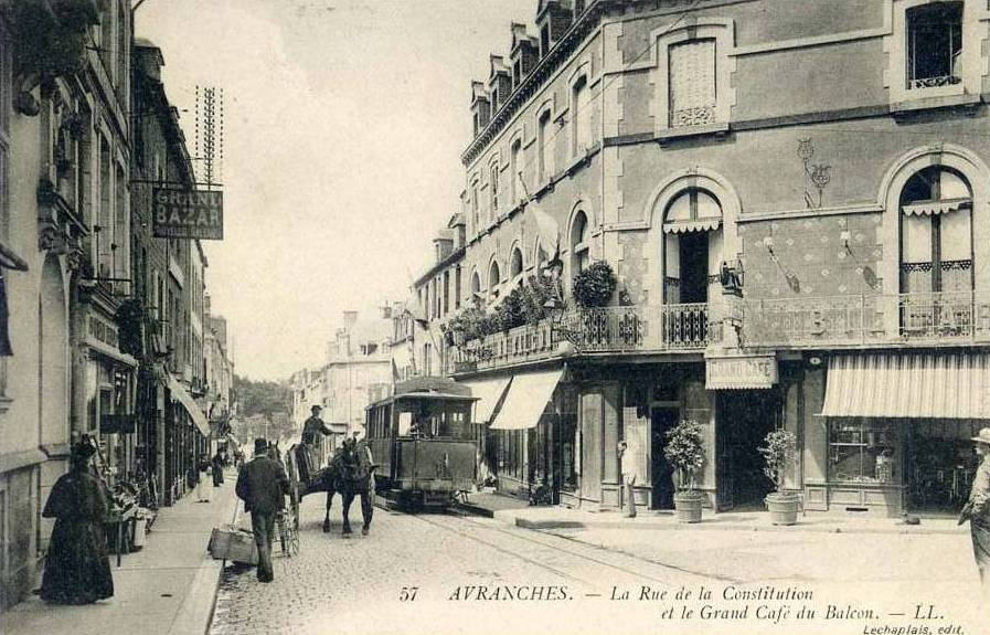 trams in avranches wikipedia. Black Bedroom Furniture Sets. Home Design Ideas