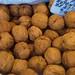 Nuts for Sale at La Boqueria, Barcelona