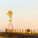 Magic hour windmill by pbkwee