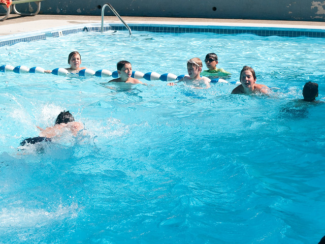 Montgomery County Pa Summer Day Camp Swimming Willow Grove Day Camp Flickr Photo Sharing