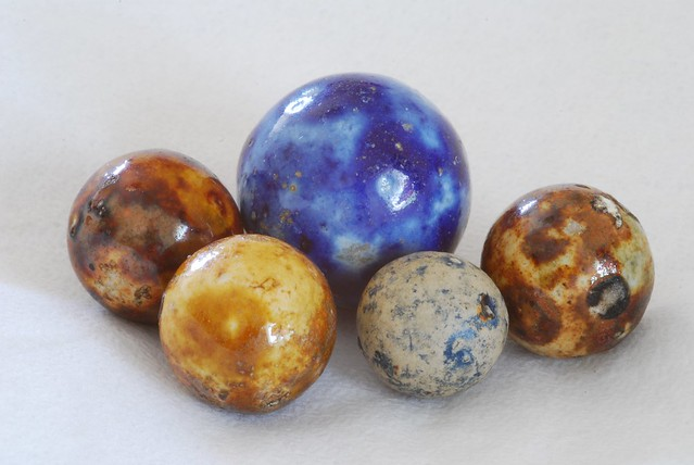 Grandma S Antique Marbles Flickr Photo Sharing