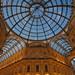 Vittorio Emanuele II Gallery, Milan, Italy by idubovsky