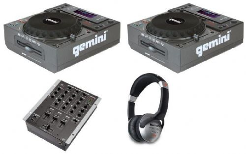 Máy Dj Gemini CDJ 600 Professional