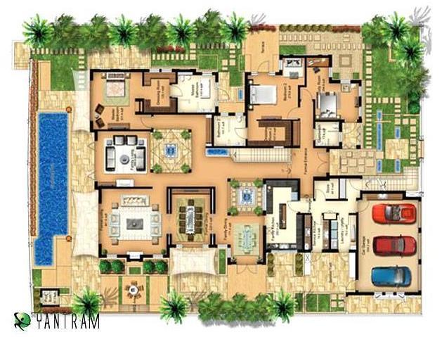Ready house plans india - House design plans