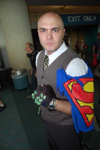Comic Con 2010: Lex
