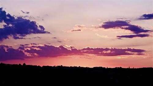 sunset tramonto rimini corpolò mestems