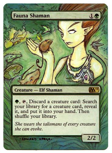 fauna shaman