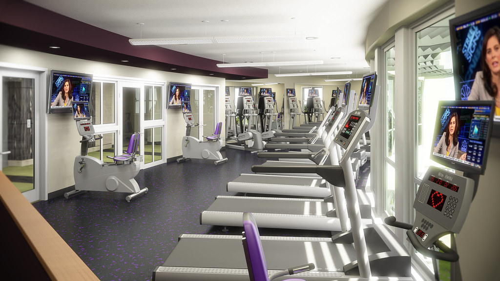 The Varsity at College Park fitness-cardio