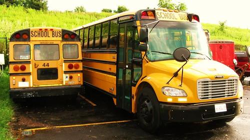 School Bus Fan : Eddie s rail fan page welcome aboard the quot bus day