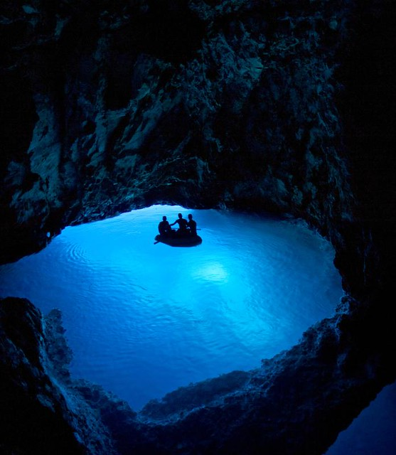 Blue Cave  Flickr - Photo Sharing!