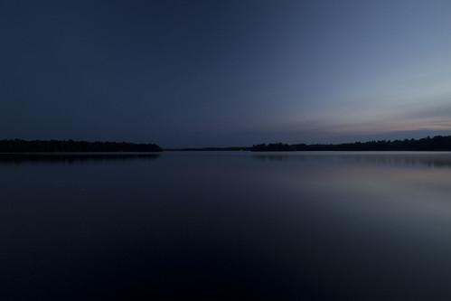 lake water reflections long exposure sweden dusk sverige östergötland stora spegling sigma1020mmf456exdchsm bjärkasäby rängen canoneos7d