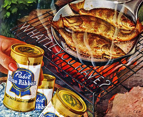Pabst-1954-fish