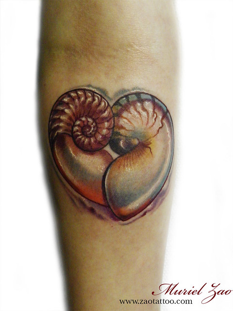 Shell Tats - a gallery on Flickr