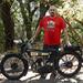Me & my '27 BSA on La Honda Road. Tiny bike, huh? by | El Caganer - Over 6 Million views!